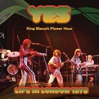 YES-LIVE IN LONDON 1978-IMPORT 2 CD Progressive/Art Rock 4997184100526