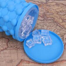 Eisbehälter Eiswürfelform Eiswürfelbereiter EisMaker Silikon Küche Ice Cube Tray