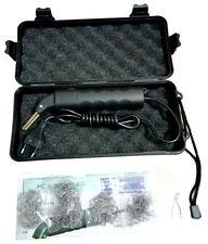 Hot stapler plastic repair kit welder Gun System +400 Multi-pack HOT STAPLES+Box