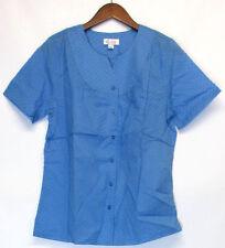Gepunktete Damenblusen, - tops & -shirts aus Baumwolle für die Freizeit