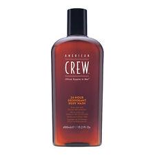 (33,31€/L)American Crew Classic Body 24h Deo Body Wash 450ml Duschgel für Männer