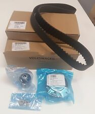 Zahnriemen Satz ohne Wasserpumpe ORIGINAL AUDI VW SKODA SEAT 038198119A