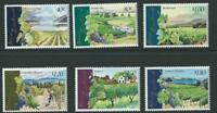 1997 New Zealand~Vineyards~Unmounted Mint~Stamp Set~ UK Seller~