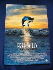 a101.1994 FREE WILLY Japan PROGRAM Jason James Richter Lori Petty Jayne Atkinson