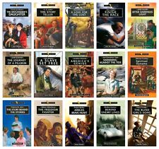 NEW Trailblazer Series Set of 15 Paperback Wilberforce Tada Christian Biography