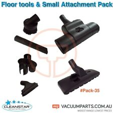 35mm Vacuum Cleaner Combo Floor Tool, Turbo Head & Small Attachment Pack PACK-35