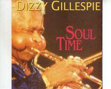 CD DIZZY GILLESPIEsoul timeEX-BELGIUM 1994  (A3673)