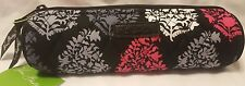 Vera Bradley NORTHERN LIGHTS ON A ROLL CASE BRUSH PENCIL SMALL COSMETIC BAG NWT