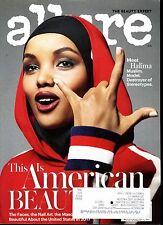 Allure Magazine July 2017 Meet Halima Muslim Model