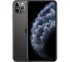 Nuevo Apple iPhone 11 Pro Max 256 GB Gris espacial mwhj 2B/A 4G Desbloqueado Sin SIM