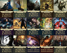 The WHEEL OF TIME Series By Robert Jordan (15 audiobook collection)