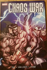 CHAOS WAR~ COMPLETE MARVEL TPB NEW~ HERCULES THOR