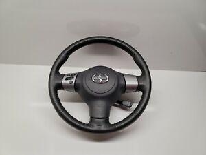 2006 - 2009 Scion TC Leather Steering Wheel (OEM) w/ Audio & Cruise Controls