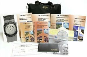 New Jeppesen Private Part 141 Kit For Student Pilots