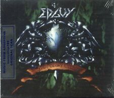 EDGUY VAIN GLORY OPERA + BONUS TRACK SEALED CD NEW 2012