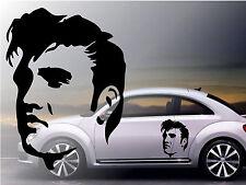 Autoaufkleber KFZ Aufkleber Autotattoo Tattoo Tuning Elvis Presley