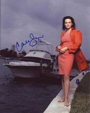 Carla Gugino AUTHENTIC Autographed Photo COA SHA #61189
