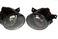 Bumper REFLECTOR FOG LiGHT PAIR H11 Driving Lights for VW GOLF RABBIT JETTA MK5