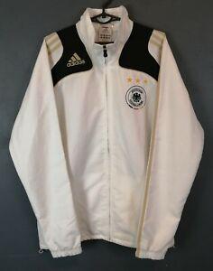 MEN'S ADIDAS GERMANY NATIONAL 2007/2008 JACKET TRAINING SOCCER FOOTBALL SIZE M
