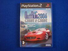 ps2 OUTRUN 2006 Coast 2 To Coast Racing Game Playstation PAL UK
