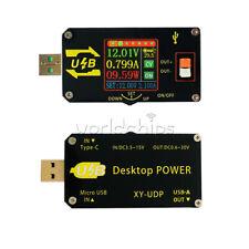 USB 5V to 9V 12V 24V Buck Boost Constant Voltage Current Power Supply Module