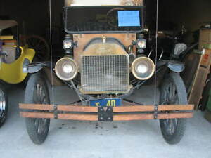 NOS Model T Ford Bumper Speedster Depot Hack Race Car Overhead Valve Ruckstell