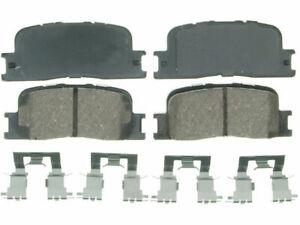 For 2002-2003 Lexus ES300 Brake Pad Set Rear Wagner 54493FG