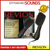 Revlon Pro Collection Salon One-Step Hair Dryer and Styler hair Brush DR5212
