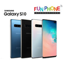 Samsung Galaxy S10 128GB - GSM Unlocked Smartphone Excellent Condition color