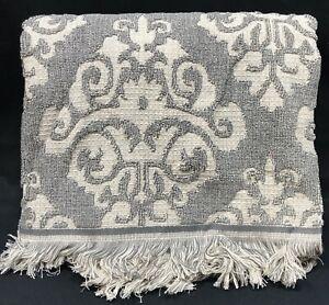 Pottery Barn Isella Jacquard Bath Towel