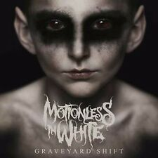 Motionless in White - Graveyard Shift - New Vinyl LP - Pre Order - 29/9