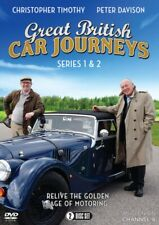 Great British Car Journeys Series 1 and 2 Season Peter Davison Region 2 DVD