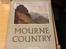 Mourne Country by E. Estyn Evans; HCDJ 1951; First edition; Ireland,South Down