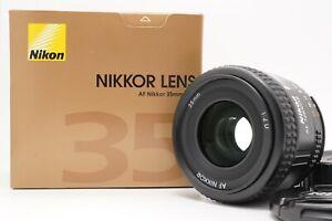 [MINT in Box] Nikon AF Nikkor 35mm F/2D Wide Angle Lens For F Mount From Japan
