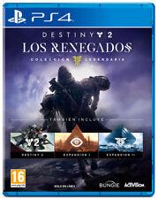 Juego Activision PlayStation 4 Destiny 2 los renegados - Colección Legenda...