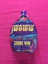 JWOWW Shore Win Dark Bronzer TANNING Lotion 13.5 Oz Bottle