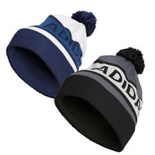"""ADIDAS CLIMAHEAT CLASSIC GOLF POM BEANIE THERMAL WINTER HAT """"NEW 2019"""""""