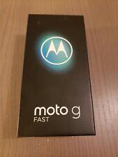 Motorola Moto G Fast XT2045-3 - 32GB - Pearl White (Unlocked) Smartphone BNIB
