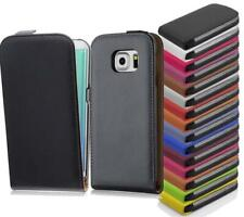 Flip Cover for Samsung Galaxy Protection Smart Phone Case Plain