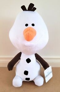 Disney Frozen 2 – Olaf 36cm Plush Soft Toy New With Tags