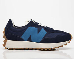 New Balance 327 Men's Lagoon Harvest Gold Low Casual Lifestyle Sneakers Shoes