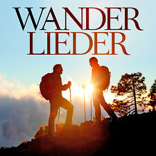 CD Wanderlieder por diversos Artistas 2CDs