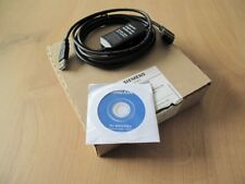 USB  PROGRAMMING CABLE for Siemens LOGO new   USB CABLE  is suitable for the Sie