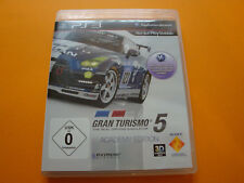 Gran Turismo 5 -- Academy Edition (Sony PlayStation 3, 2012)