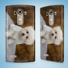 MALTESE DOG 9 HARD CASE FOR LG G2 G3 G4 G5 G6 MINI S G4c