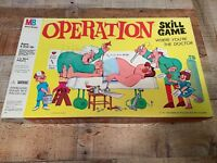 Operation Skill Game - Classic Version - Vintage Board Game