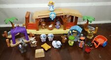 Fisher Price Little People CHRISTMAS Story NATIVITY