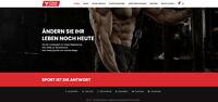 Webprojekt über Fitness Artikel | Affiliate Webseite | 2488 Produkte online