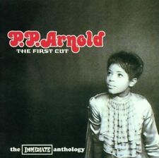 P.p. Arnold - The First Cut NEW CD