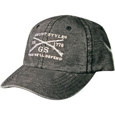 Grunt Style Charcoal Wash Hat
